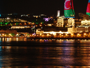 Baku City tour Photos