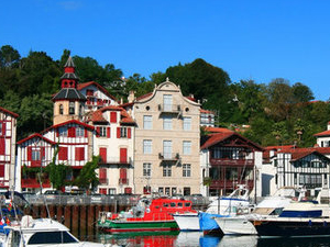 Basque Caountry of France coast private tour