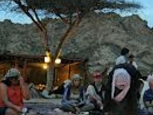 Bedouin Dinner Party Photos