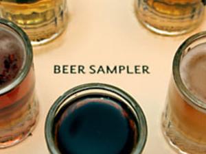 Beer Tasting Photos