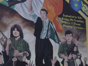 Belfast mural tours Photos