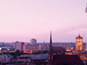 Berlin City Break Package: Skip the line Berlin TV Tower + Hard Rock Café Diamond Menu Photos