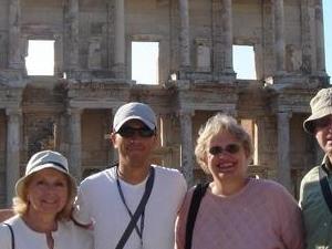 Biblical Ephesus, Mary House and John Church Photos