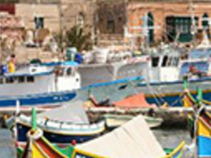 Blue Grotto and Marsaxlokk market Photos