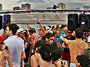 Boat party Benidorm Photos