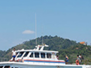 Boat Ticket Standard Class From Phuket To Phi Phi By Join Ferry Boat Photos