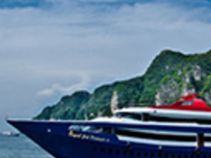 Boat Ticket First Class From Phuket To Phi Phi And From Phi Phi To Phuket By Join Ferry Boat Photos