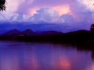 Boat trip and folk song-Romantic perfume river Photos