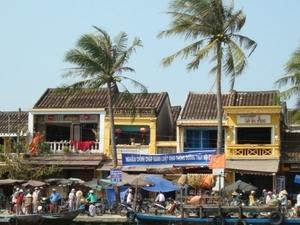 Boat trip on Thu Bon river to handicraft villages Photos