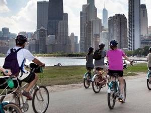 Bobby's Bike Hike - Chicago: Lakefront Neighborhoods Bike Tour Photos