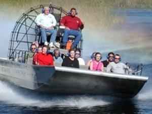 Boggy Creek Airboat Rides – Orlando Photos