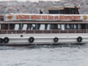 Bosphorus on Boat-Half Day Photos