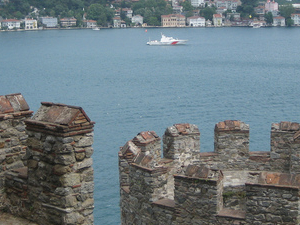 Bosphorus Two Continents Tour Photos