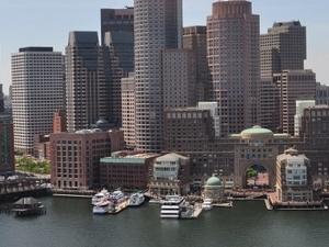 Boston Skyline Helicopter Tour Photos