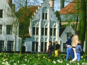 Bruges in Belgium - BRF Photos