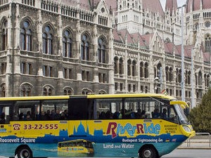 Budapest Sightseeing Tour by Land and Water Photos