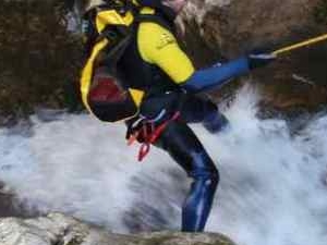 Canyoning Photos