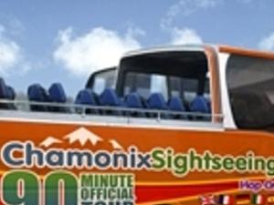 Chamonix Sightseeing + Lunch Photos