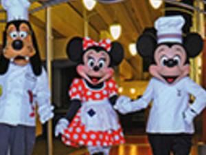 Chef Mickey's Fun Time Buffet Photos
