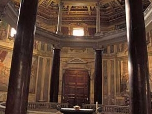 Christian Churches and Basilicas of Rome Photos