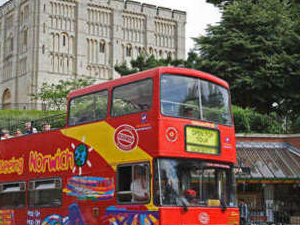 City Sightseeing Norwich