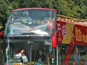 City Sightseeing Bath hop on hop off tour Photos