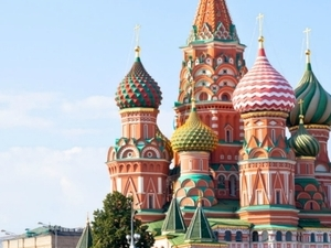 City Sightseeing Moscow Photos