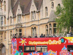 City Sightseeing Oxford hop on hop off tour Photos