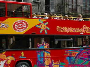 City Sightseeing Porto hop on hop off tour Photos