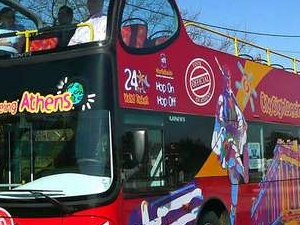 City Sightseeing Athens hop on hop off tour Photos