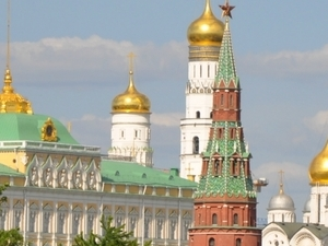 City Sightseeing Tour and the Kremlin Photos