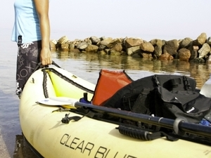 Coastal Kayaking Photos