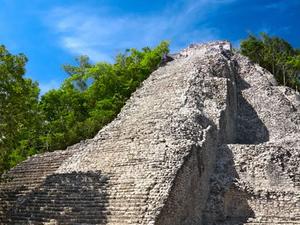 Coba Mayan Village Tour Photos