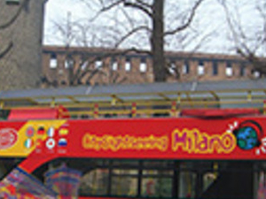 Combo: Milan Tourist Bus + Scala Theatre and Museum Photos