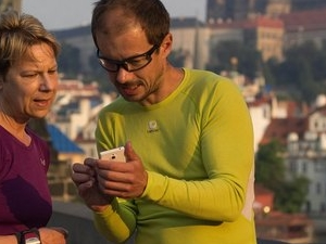 Compact Prague Running Tour Photos