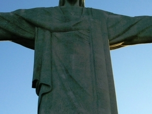 Corcovado with Beaches (RIO101) Photos