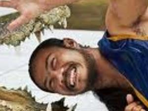 Crocodile and Snake Show Photos