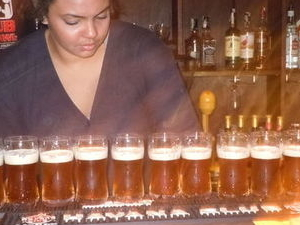 Czech Beer Tasting in Prague Photos
