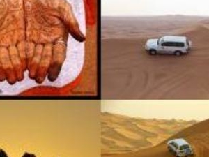 Desert Safari with BBQ Dinner and Belly Dancer Show Photos