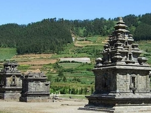 Dieng Plateau Photos