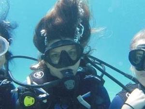 Discover Scuba Diving in Mykonos Island Photos
