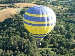 Discovery hot air balloon ride Photos