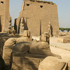 East Bank of luxor the two temples of karnak & luxor