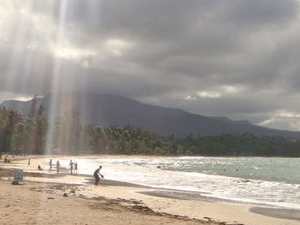 El Yunque Rainforest and Luquillo Beach from San Juan Photos