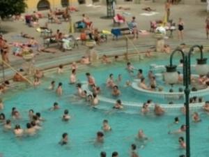 Enjoy the famous Széchenyi Bath! Photos