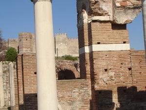 Ephesus Virgin Marry House Tour Photos