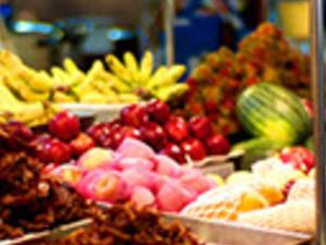 Evening Market Photos