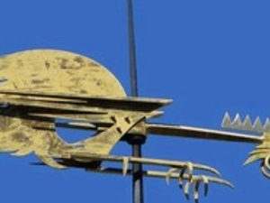 "Excursion ""the secrets of Tallinn's weathervanes"" Photos"