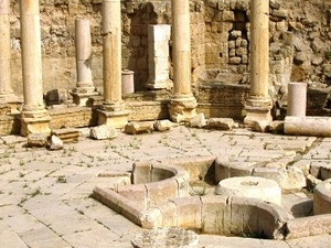 Excursion to Jerash & Bethany