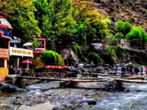 Excursion to Ourika valley Photos